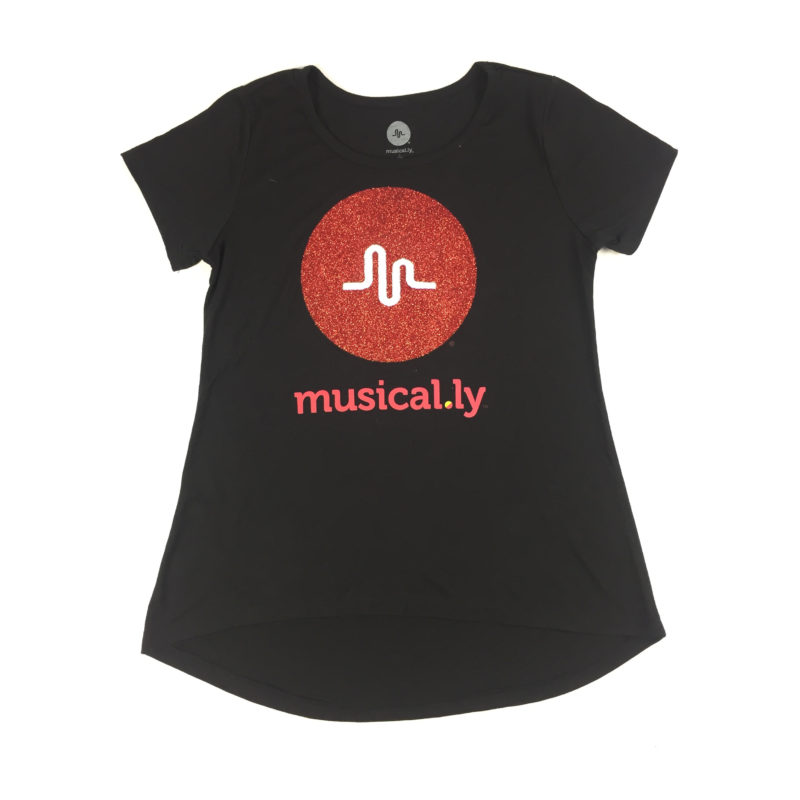 musical.ly tshirt 2 copia